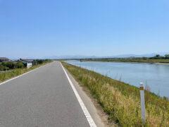 そばを食べにチャリで出かけよう|白川・加勢川沿いをサイクリング(ビギナー向け)