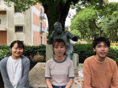 学生的サスティナブル!使用済み教科書を寄付の財源に|「STUDY FOR TWO 熊本大学支部」を取材